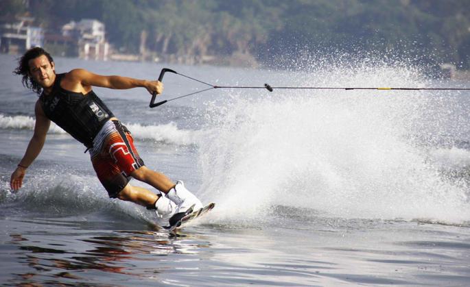 Water Sport Thrills