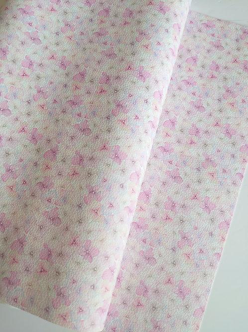 Water colour floral print