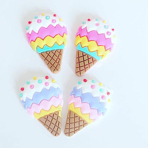 Sprinkle ice creams