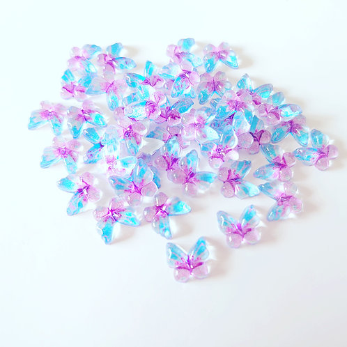 Mini butterflies 10mm