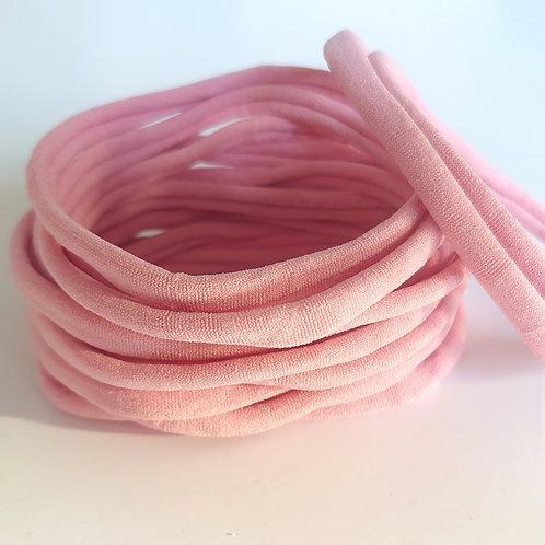 Baby  pink  craftyduck headbands