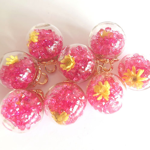 Flower bauble