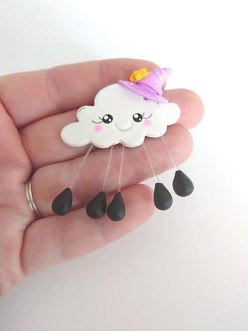 Halloween cloud