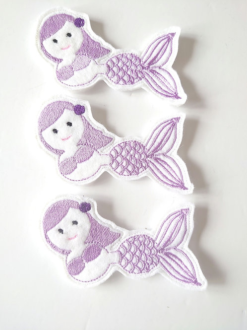Mermaid bow tails