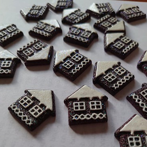 Resin Gingerbread House