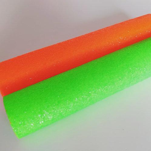 Neon glitter sheet