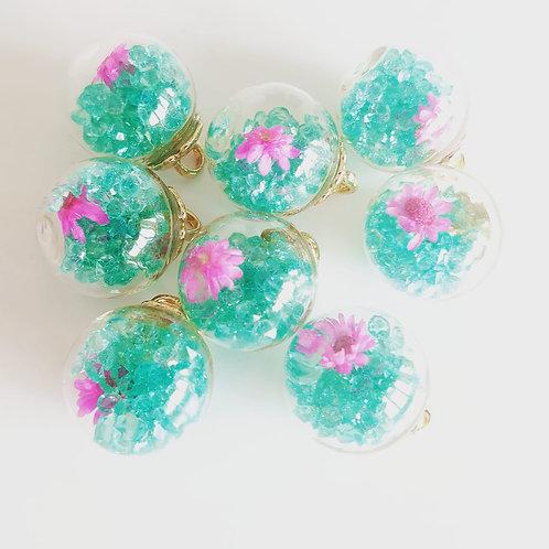 Flower bauble