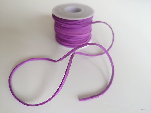 Purple Suede cord
