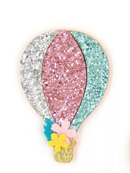 Glitter Hot Air Balloon