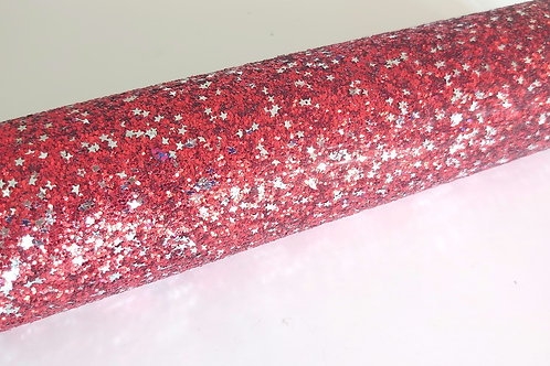 Chunky red star