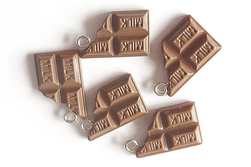 chocolate milk charm