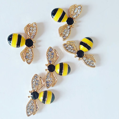 Bee embellishments