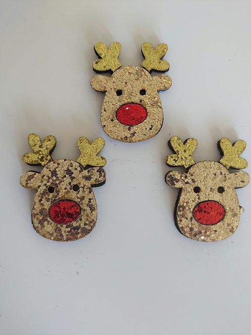 Reindeer Flatback