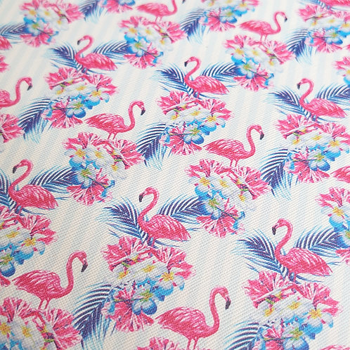 Flamingo faux sheets