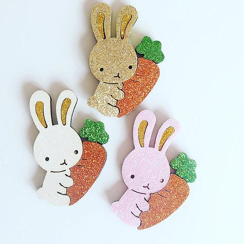 Carrot bunnys
