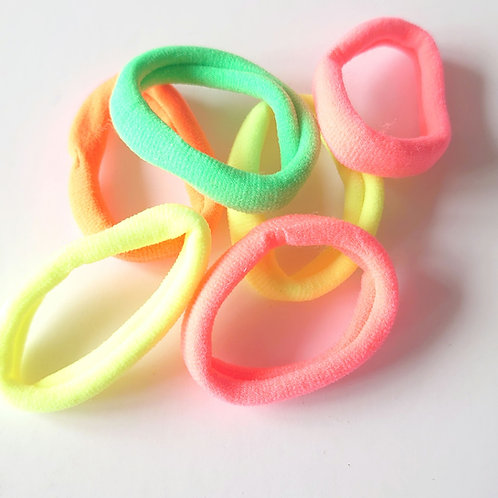 Neon jersey bobbles