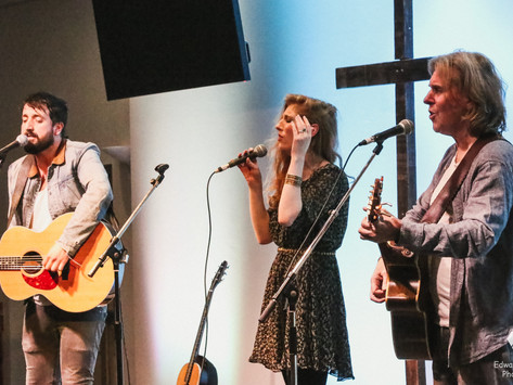 Gig review 'Ashton Lane with Katy Hurt' at the Wells Christian Centre