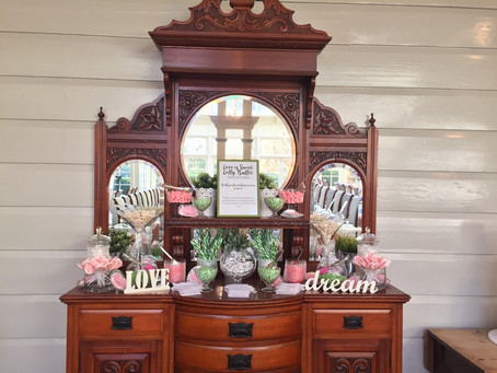 A little About Candy Buffets