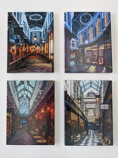 Arcade 🔥 Series -Canvas Print Set -£250