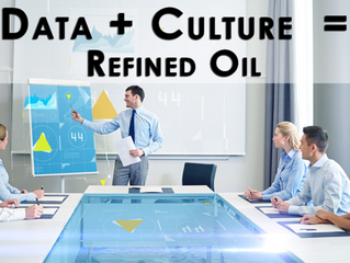 Data Alone Isn't Your Most Valuable Commodity – Your Culture Is
