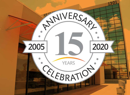 SUNZ Insurance celebrates 15 years as a  provider of  national workers' compensation insurance.
