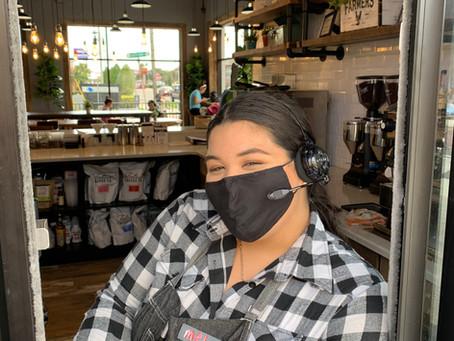 MELODY MORAGUEZ: Barista Spotlight