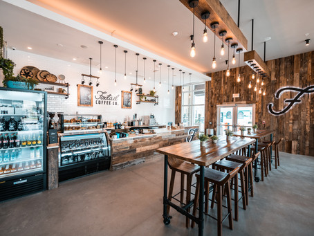 Foxtail Coffee - Hotel Melby in Melbourne, NOW OPEN!