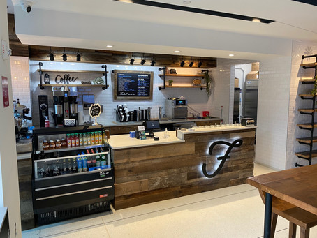 Foxtail Coffee - Truist Building NOW OPEN!