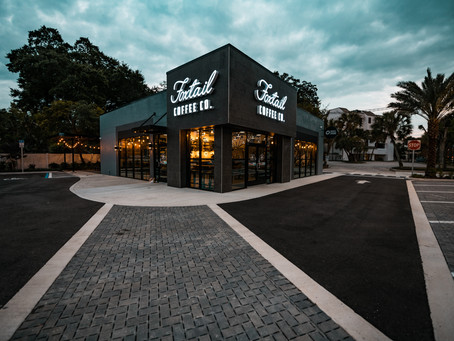 Foxtail Coffee - SoDo North NOW OPEN!