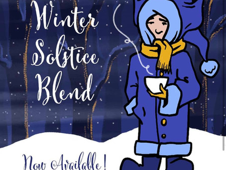 Foxtail's Winter Solstice Blend Coffee