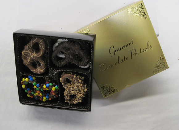 Assorted Pretzel Gift Box