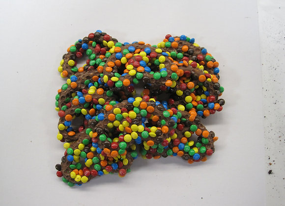 M&M Milk Chocolate Covered Pretzels