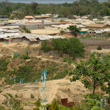 Where Social Cohesion Works: Refugees in Cox's Bazar