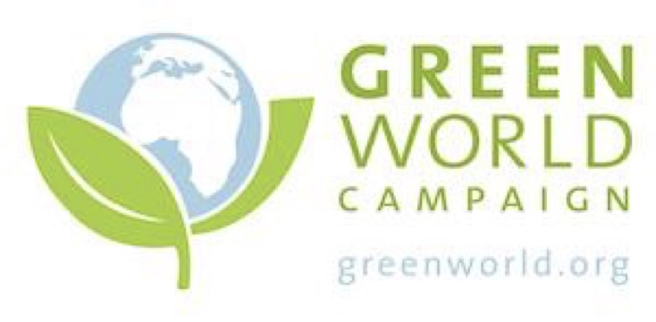 Green World Campaign Logo