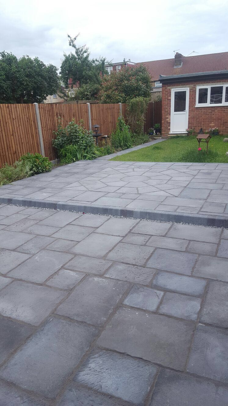 Patio, Hounslow