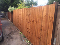 Feather Fence, Watford