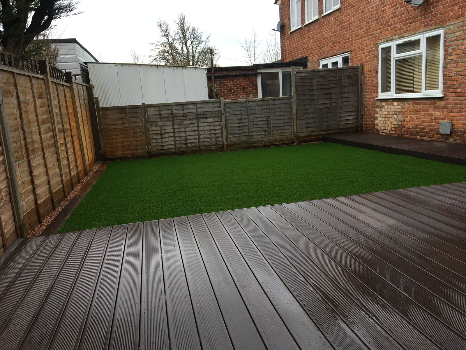 Composite Decking, Watford