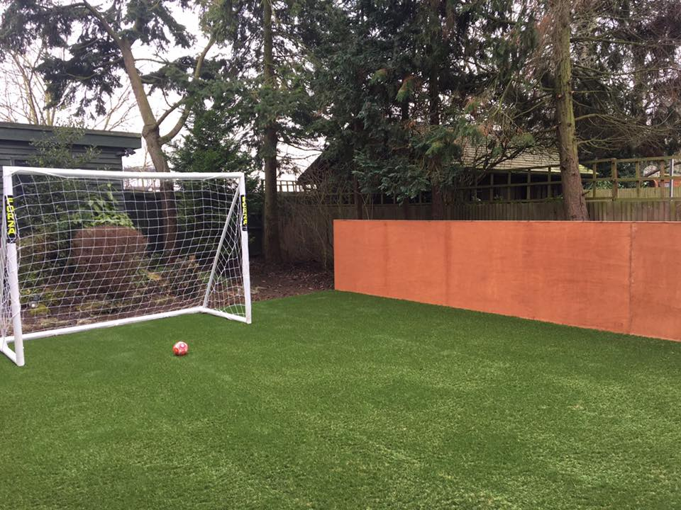 Augusta Artificial Grass, Stanmore.
