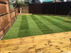 Turfing, Mill End