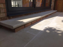 Sawn Pure Mint Paving Slabs