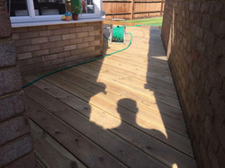 Decking, Mill End