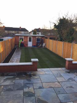 New lawn, Harrow