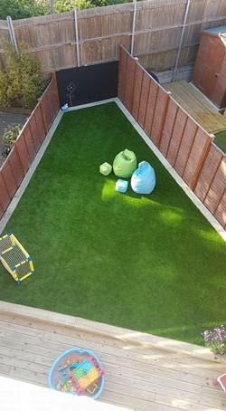 Artificial Grass, Leighton Buzzard