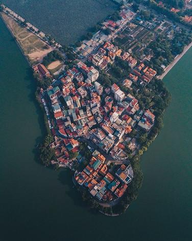 Just a small slice of Hanoi, so many pho