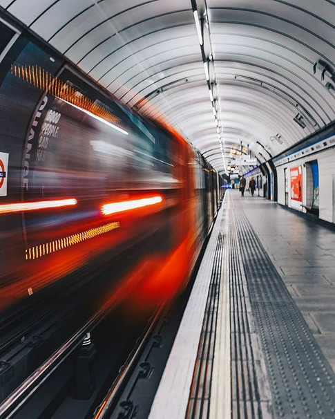 Underground Rush - Busy week ahead, lets