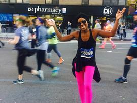 Mission Accomplished. NYC Marathon.