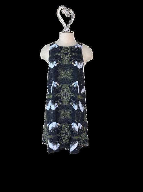 A-Line Dress - Heather Bird's Birds