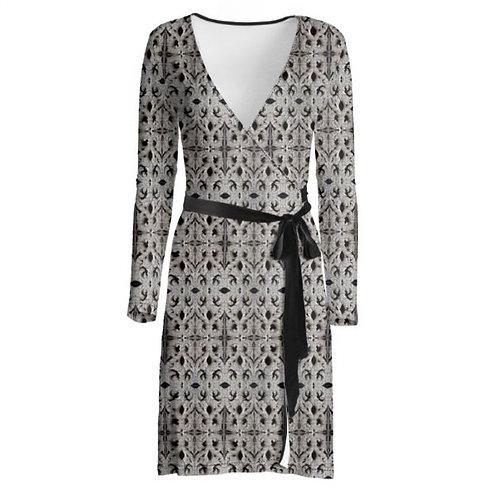 Wrap Dress - Prayerful Patterns