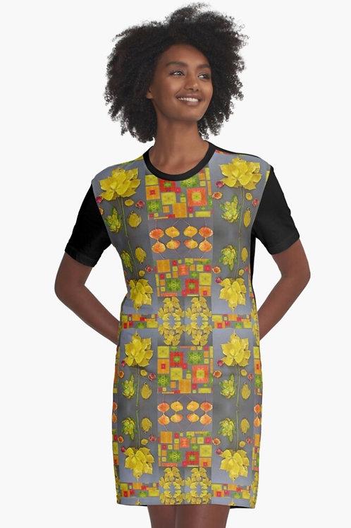 T-Shirt Dress - Nature