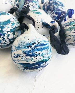 Ceramic Surf Bouys